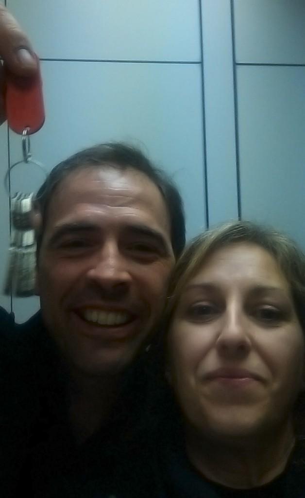 casa de fin de semana Ana Belén y Joel