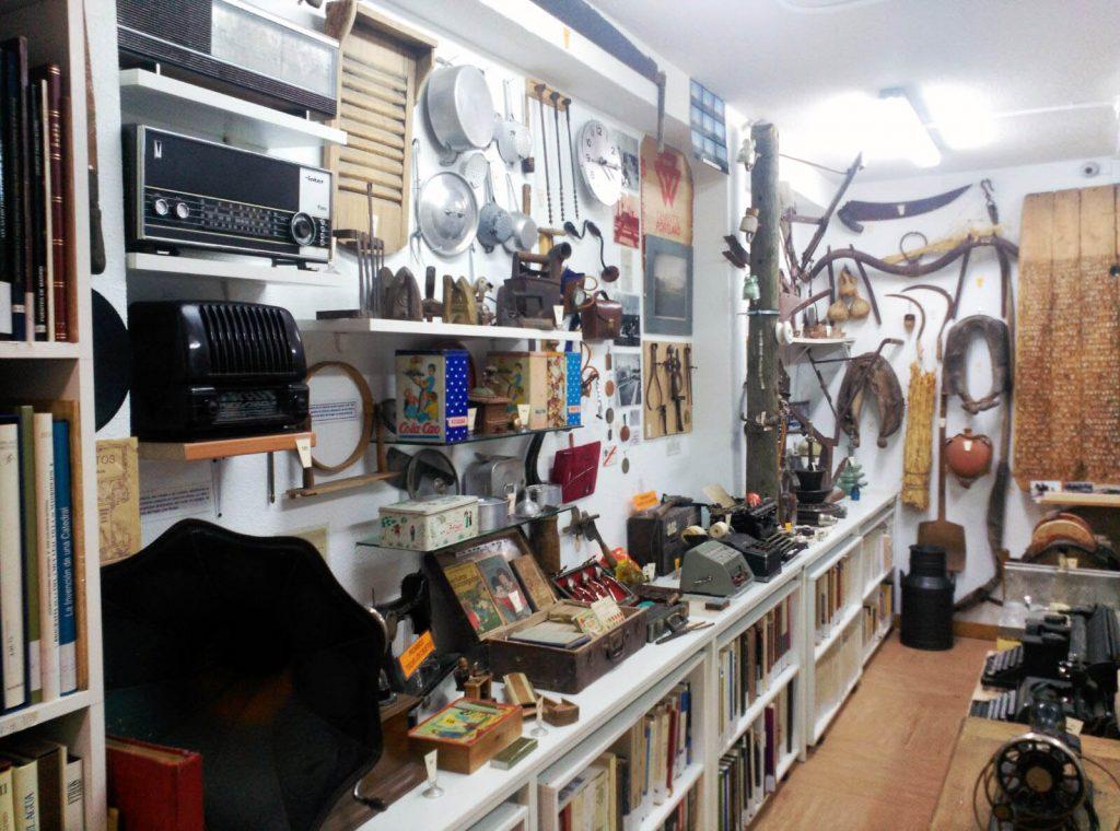 Museo de Vicálvaro_objetos