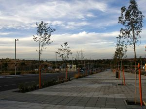 zonas verdes acceso