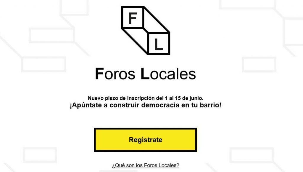 Foro Local de Vicálvaro