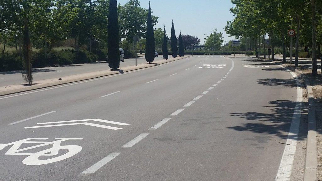 itinerarios ciclistas